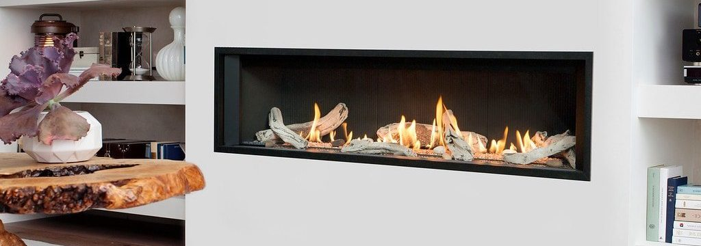 Valor L3 Linear Series moder large linear gas fireolace
