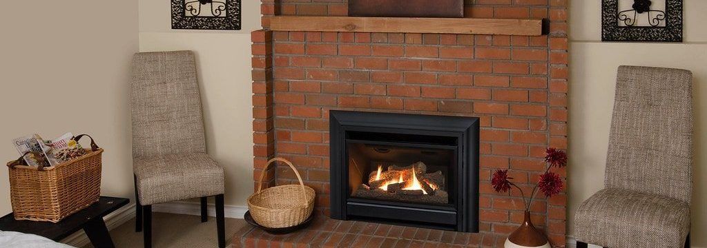 Valor Legend G3 Classic Insert - modern gas fireplace insert