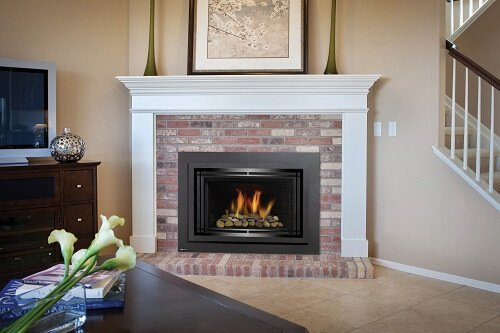 Regency Horizon Medium HRI4E Contemporary Gas Insert Fireplace