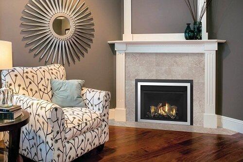 Regency Horizon Small HRI3E Contemporary Gas Insert Fireplace